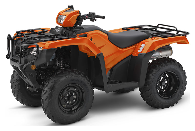 2019 Honda FourTrax Foreman 4x4 ES EPS in North Reading, Massachusetts
