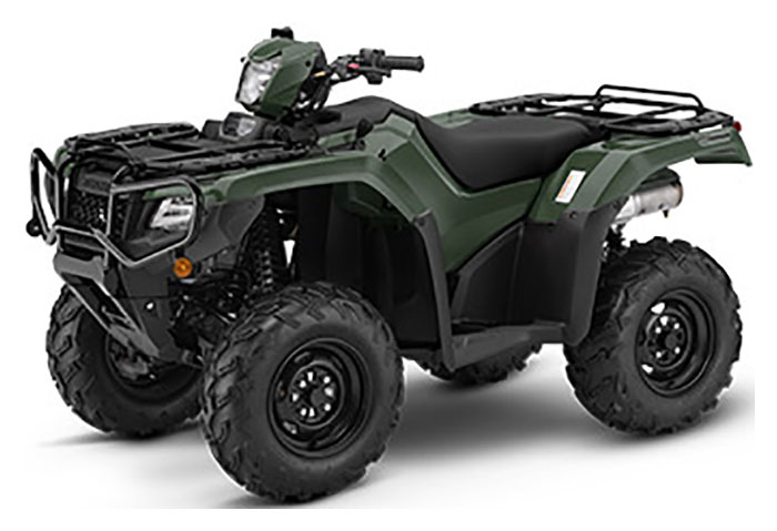 2019 Honda FourTrax Foreman Rubicon 4x4 Automatic DCT in Troy, Ohio