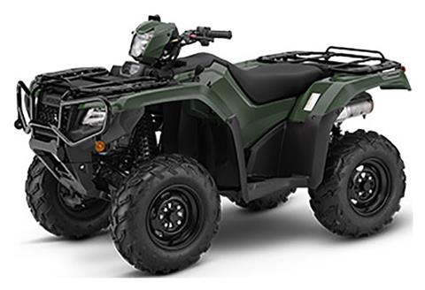 2019 Honda FourTrax Foreman Rubicon 4x4 Automatic DCT in Visalia, California