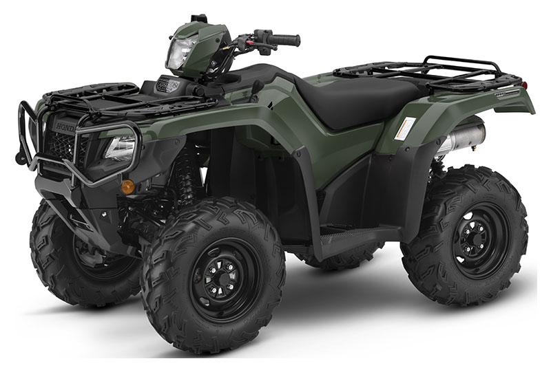 2019 Honda FourTrax Foreman Rubicon 4x4 Automatic DCT in Eureka, California