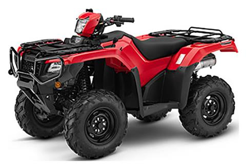 2019 Honda FourTrax Foreman Rubicon 4x4 Automatic DCT in Mineral Wells, West Virginia