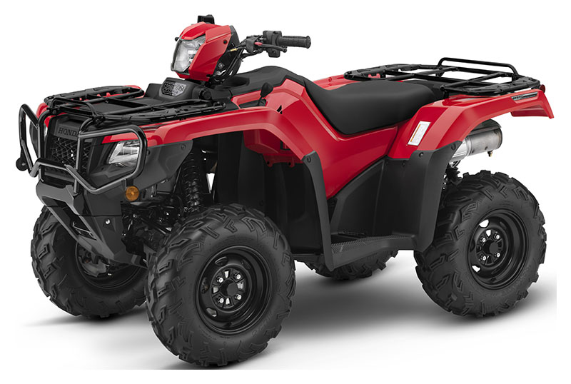 2019 Honda FourTrax Foreman Rubicon 4x4 Automatic DCT in Adams, Massachusetts