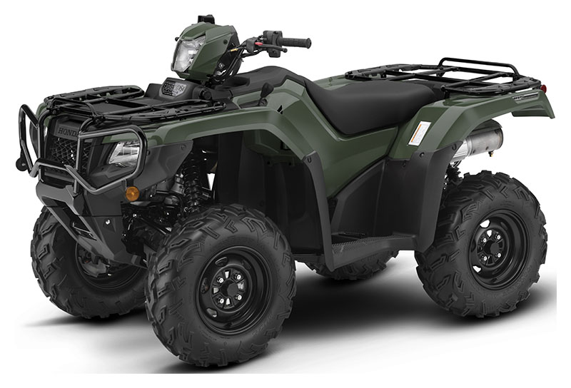 2019 Honda FourTrax Foreman Rubicon 4x4 Automatic DCT EPS in Huntington Beach, California