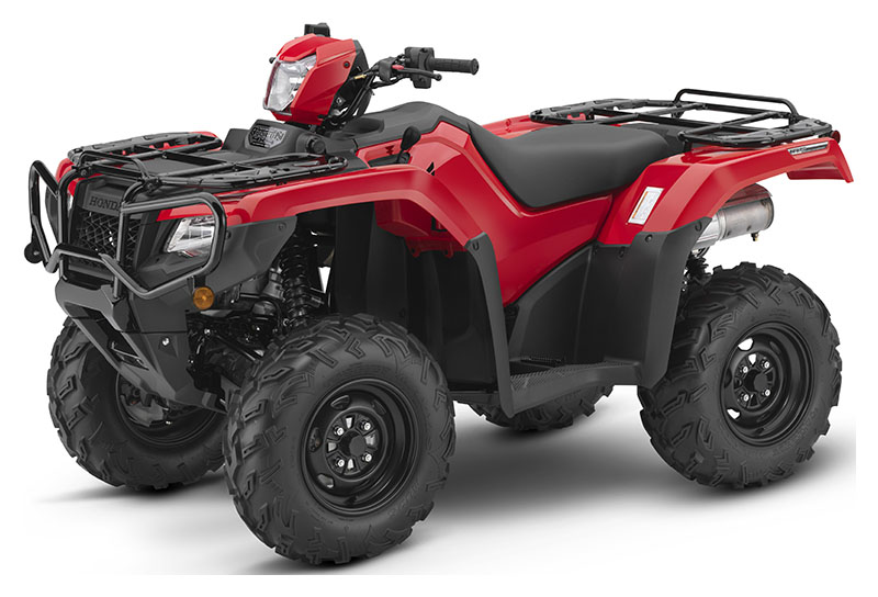 2019 Honda FourTrax Foreman Rubicon 4x4 Automatic DCT EPS in West Bridgewater, Massachusetts