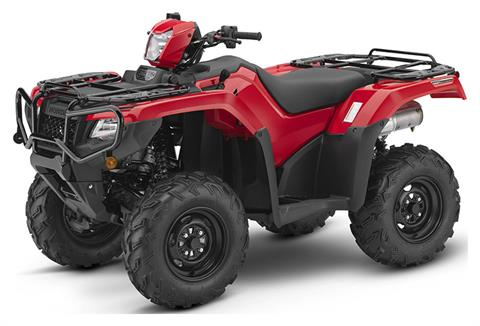 2019 Honda FourTrax Foreman Rubicon 4x4 Automatic DCT EPS in Belle Plaine, Minnesota