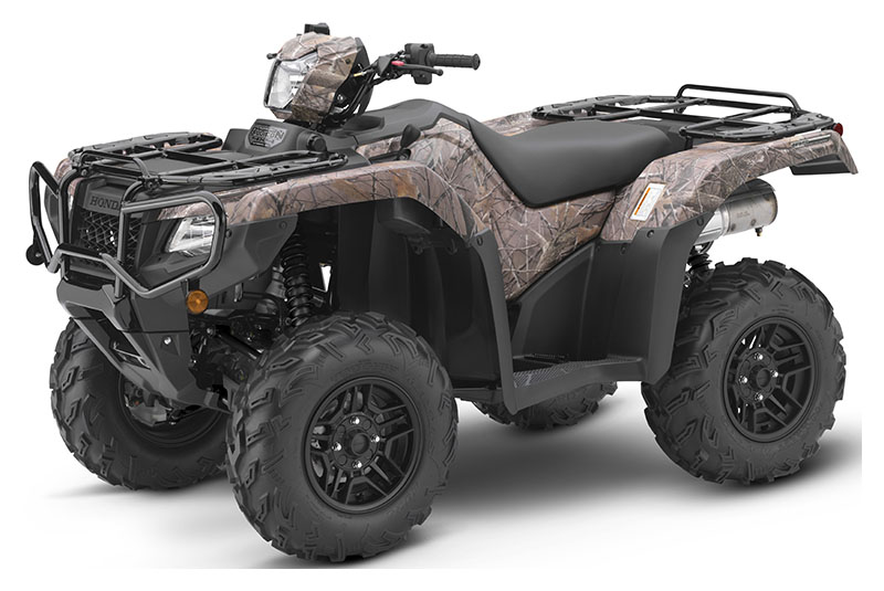 2019 Honda FourTrax Foreman Rubicon 4x4 Automatic DCT EPS Deluxe in Adams, Massachusetts