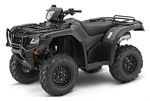 2019 Honda FourTrax Foreman Rubicon 4x4 Automatic DCT EPS Deluxe in Greenwood, Mississippi