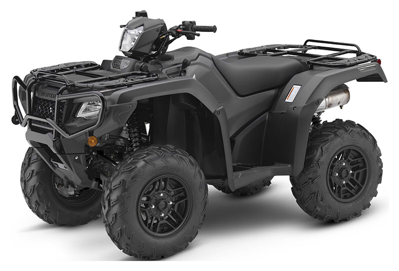 2019 Honda FourTrax Foreman Rubicon 4x4 Automatic DCT EPS Deluxe in Merced, California