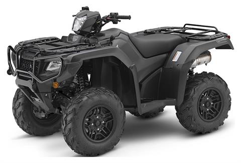 2019 Honda FourTrax Foreman Rubicon 4x4 Automatic DCT EPS Deluxe in Brilliant, Ohio