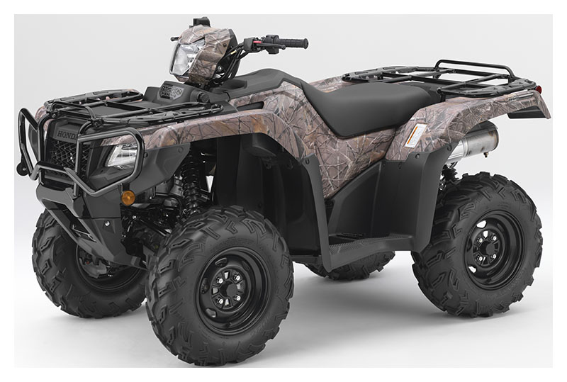 2019 Honda FourTrax Foreman Rubicon 4x4 EPS in Hendersonville, North Carolina