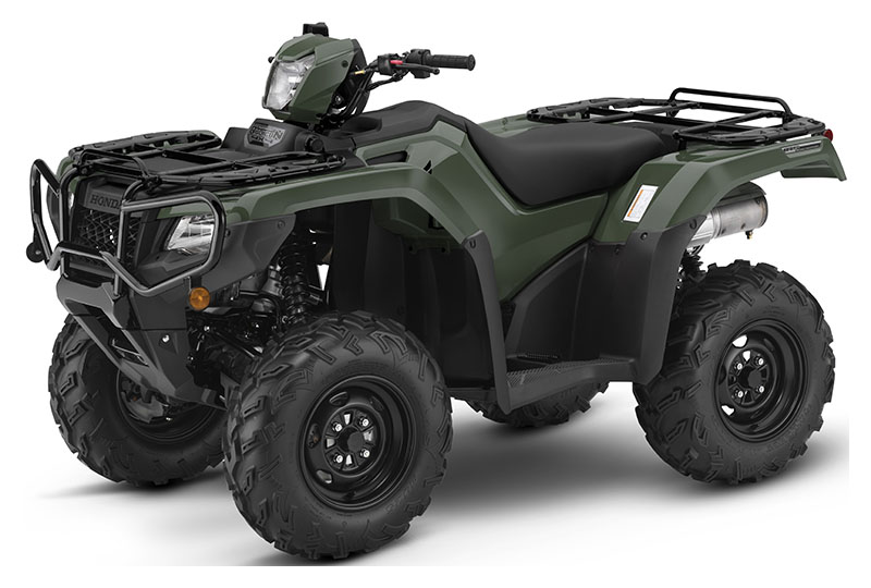 2019 Honda FourTrax Foreman Rubicon 4x4 EPS in Amherst, Ohio