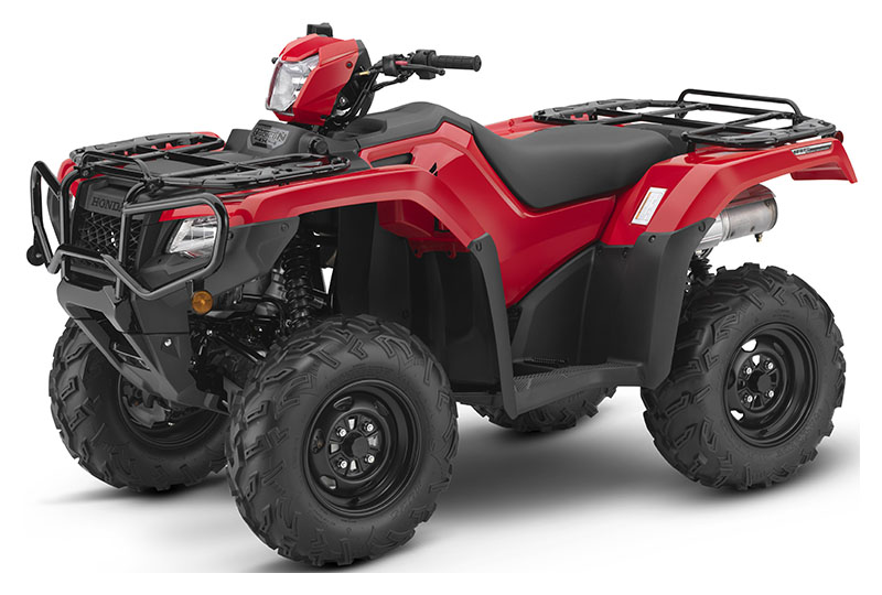2019 Honda FourTrax Foreman Rubicon 4x4 EPS in Belle Plaine, Minnesota