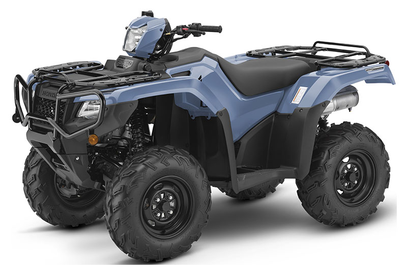 2019 Honda FourTrax Foreman Rubicon 4x4 EPS in Littleton, New Hampshire