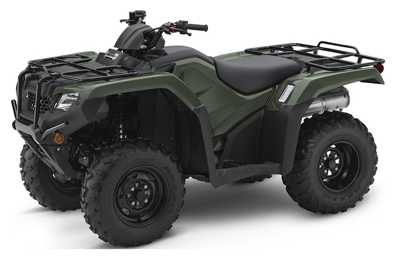 2019 Honda FourTrax Rancher in Madera, California