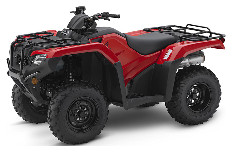 2019 Honda FourTrax Rancher in Marina Del Rey, California