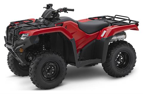 2019 Honda FourTrax Rancher in Baldwin, Michigan
