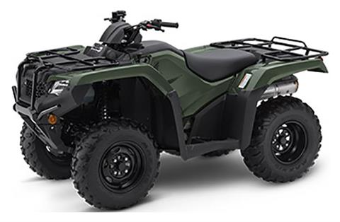 2019 Honda FourTrax Rancher 4x4 in Wisconsin Rapids, Wisconsin