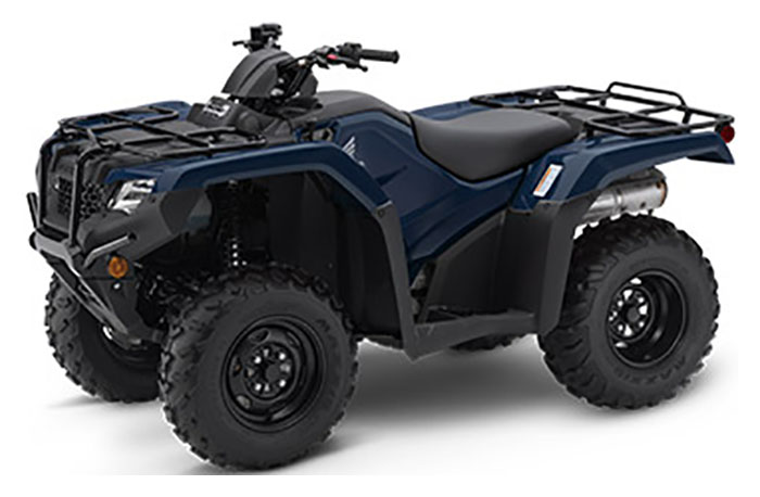 2019 Honda FourTrax Rancher 4x4 in Marina Del Rey, California