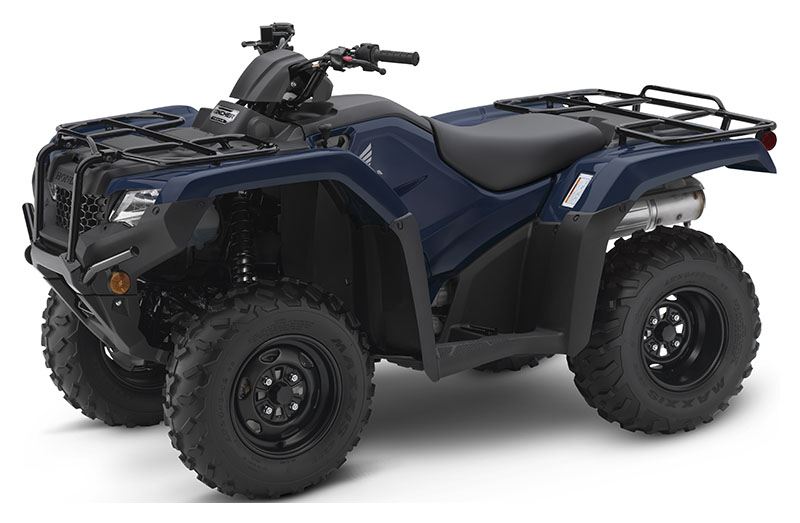 2019 Honda FourTrax Rancher 4x4 in Delano, Minnesota