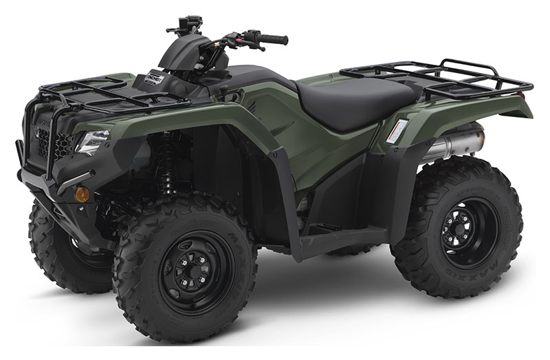 2019 Honda FourTrax Rancher 4x4 in Sterling, Illinois