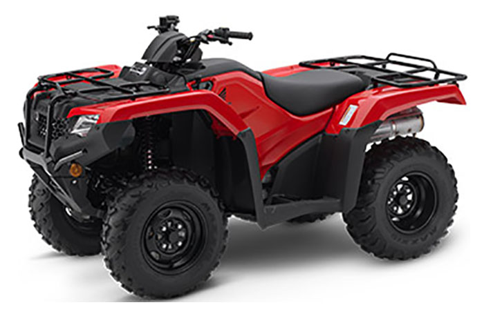 2019 Honda FourTrax Rancher 4x4 in Amarillo, Texas