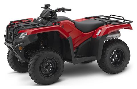 2019 Honda FourTrax Rancher 4x4 in Belle Plaine, Minnesota
