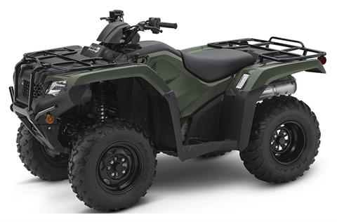 2019 Honda FourTrax Rancher 4x4 DCT EPS in Lincoln, Maine