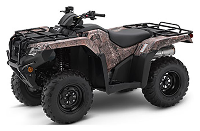 2019 Honda FourTrax Rancher 4x4 DCT EPS in Orange, California