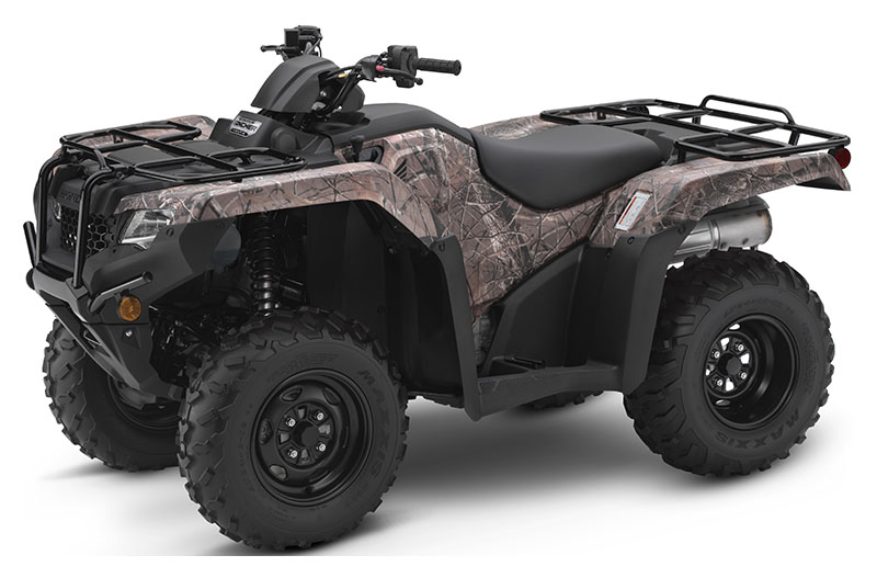 2019 Honda FourTrax Rancher 4x4 DCT EPS in Escanaba, Michigan
