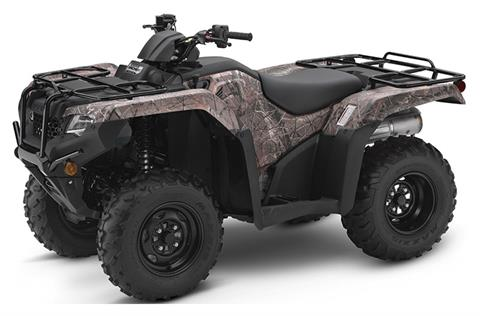 2019 Honda FourTrax Rancher 4x4 DCT EPS in Augusta, Maine