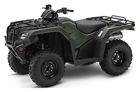 2019 Honda FourTrax Rancher 4x4 DCT EPS in Huntington Beach, California