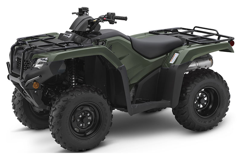 2019 Honda FourTrax Rancher 4x4 DCT EPS in Freeport, Illinois