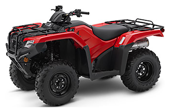 2019 Honda FourTrax Rancher 4x4 DCT EPS in Springfield, Ohio