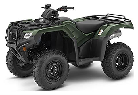 2019 Honda FourTrax Rancher 4x4 DCT IRS in Petersburg, West Virginia