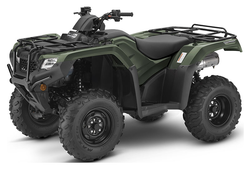 2019 Honda FourTrax Rancher 4x4 DCT IRS in Newport, Maine