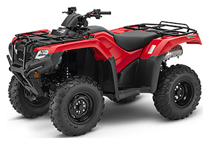 2019 Honda FourTrax Rancher 4x4 DCT IRS in Belle Plaine, Minnesota