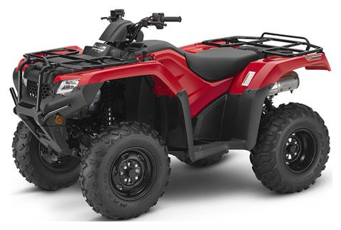 2019 Honda FourTrax Rancher 4x4 DCT IRS in Baldwin, Michigan