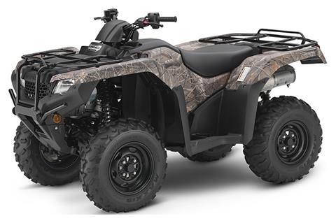 2019 Honda FourTrax Rancher 4x4 DCT IRS EPS in Lincoln, Maine