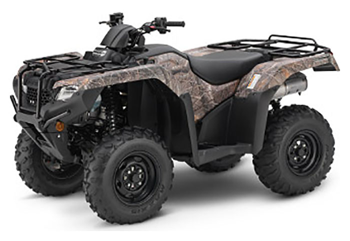 2019 Honda FourTrax Rancher 4x4 DCT IRS EPS in Statesville, North Carolina