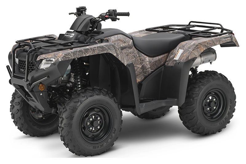 2019 Honda FourTrax Rancher 4x4 DCT IRS EPS in Stillwater, Oklahoma