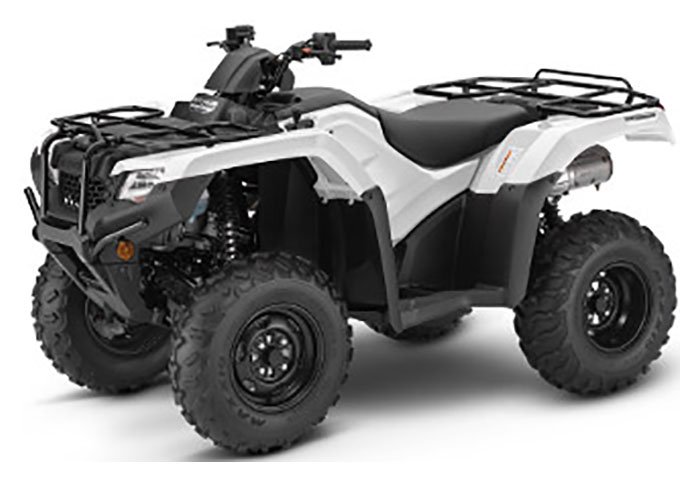 2019 Honda FourTrax Rancher 4x4 DCT IRS EPS in Hendersonville, North Carolina