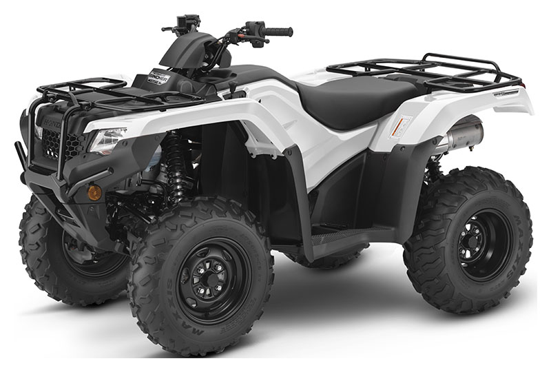 2019 Honda FourTrax Rancher 4x4 DCT IRS EPS in Ukiah, California