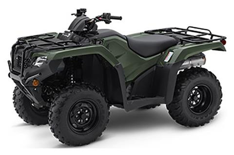 2019 Honda FourTrax Rancher 4x4 ES in Wisconsin Rapids, Wisconsin