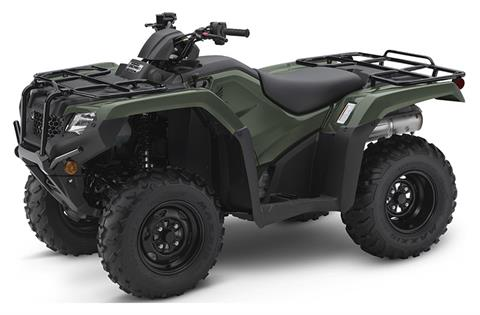 2019 Honda FourTrax Rancher 4x4 ES in Newport, Maine
