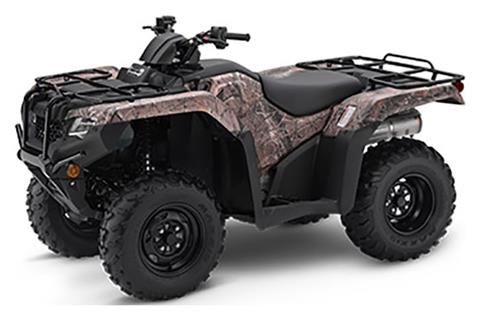 2019 Honda FourTrax Rancher 4x4 ES in Mount Vernon, Ohio