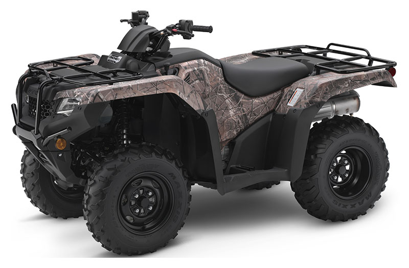 2019 Honda FourTrax Rancher 4x4 ES in Belle Plaine, Minnesota