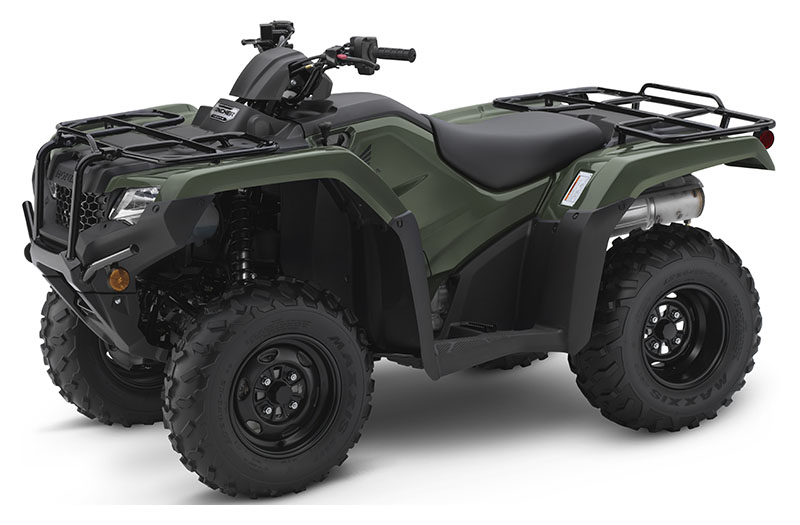 2019 Honda FourTrax Rancher 4x4 ES in West Bridgewater, Massachusetts