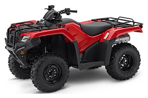 2019 Honda FourTrax Rancher 4x4 ES in Troy, Ohio