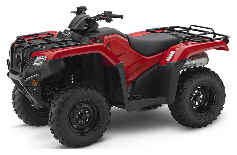 2019 Honda FourTrax Rancher 4x4 ES in Rice Lake, Wisconsin