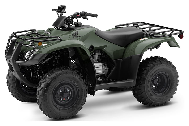 2019 Honda FourTrax Recon in Madera, California